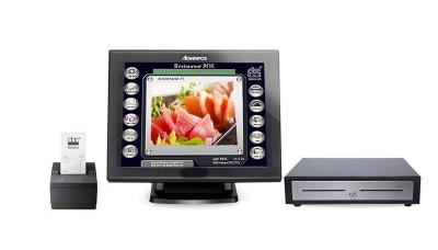 Advanpos 餐館POS系統